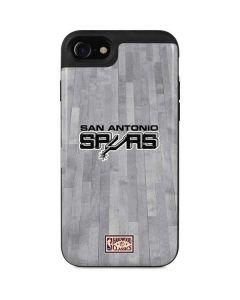 San Antonio Spurs Hardwood Classics iPhone SE Wallet Case