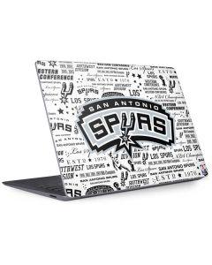 San Antonio Spurs Historic Blast Surface Laptop 3 13.5in Skin