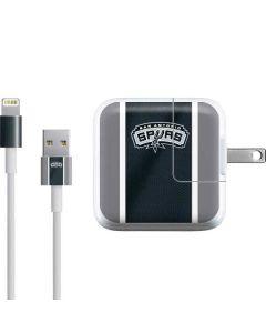 San Antonio Spurs iPad Charger (10W USB) Skin