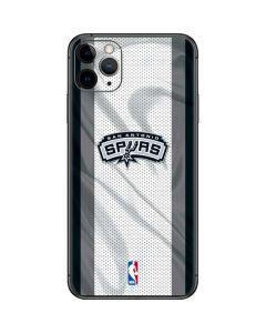 San Antonio Spurs iPhone 11 Pro Max Skin