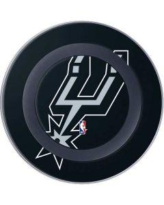 San Antonio Spurs Large Logo Wireless Charger Skin