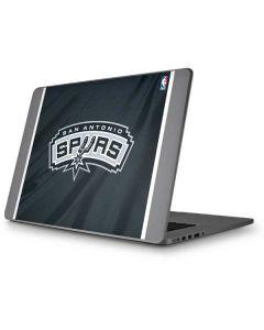 San Antonio Spurs Apple MacBook Pro 17-inch Skin