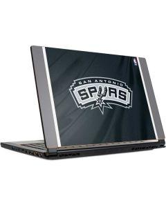 San Antonio Spurs MSI GS65 Stealth Laptop Skin
