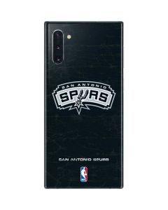 San Antonio Spurs Primary Logo Galaxy Note 10 Skin