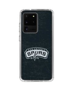 San Antonio Spurs Primary Logo Galaxy S20 Ultra 5G Clear Case