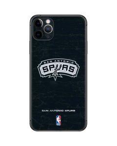 San Antonio Spurs Primary Logo iPhone 11 Pro Max Skin