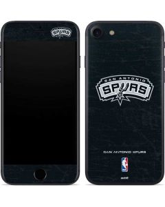 San Antonio Spurs Primary Logo iPhone SE Skin