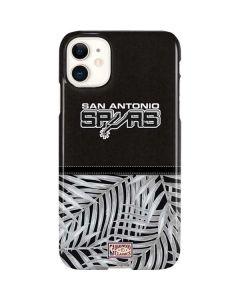 San Antonio Spurs Retro Palms iPhone 11 Lite Case