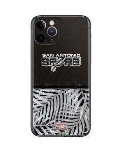 San Antonio Spurs Retro Palms iPhone 11 Pro Skin