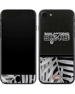 San Antonio Spurs Retro Palms iPhone SE Skin
