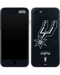 San Antonio Spurs Secondary Logo iPhone SE Skin