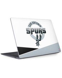San Antonio Spurs Split Surface Laptop 3 13.5in Skin