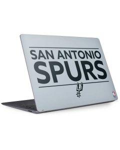 San Antonio Spurs Standard - Grey Surface Laptop 3 13.5in Skin