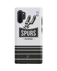 San Antonio Spurs Static Galaxy Note 10 Plus Pro Case