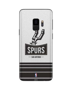 San Antonio Spurs Static Galaxy S9 Skin