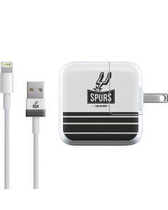 San Antonio Spurs Static iPad Charger (10W USB) Skin