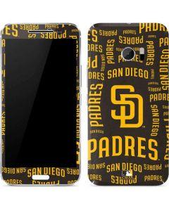 San Diego Padres - Cap Logo Blast 10 Skin