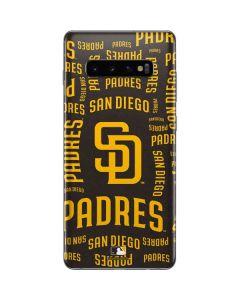 San Diego Padres - Cap Logo Blast Galaxy S10 Plus Skin