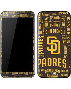 San Diego Padres - Cap Logo Blast Galaxy S5 Skin