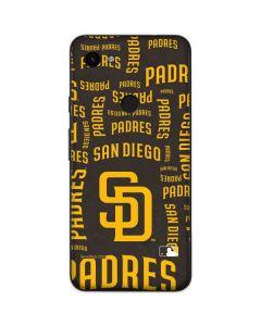 San Diego Padres - Cap Logo Blast Google Pixel 3a Skin