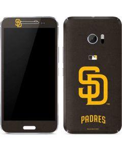 San Diego Padres - Solid Distressed 10 Skin