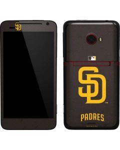 San Diego Padres - Solid Distressed EVO 4G LTE Skin