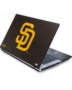 San Diego Padres - Solid Distressed Generic Laptop Skin