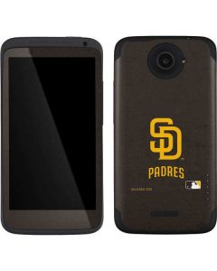 San Diego Padres - Solid Distressed One X Skin