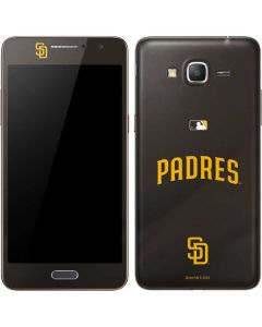 San Diego Padres Alternate Jersey Galaxy Grand Prime Skin