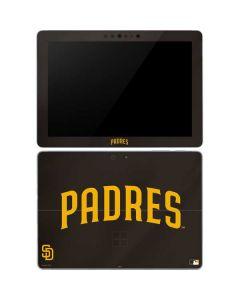 San Diego Padres Alternate Jersey Surface Go Skin