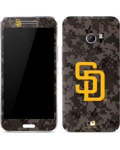 San Diego Padres Camouflage #2 10 Skin