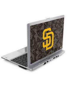 San Diego Padres Camouflage #2 Elitebook Revolve 810 Skin