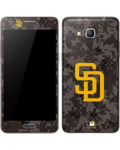 San Diego Padres Camouflage #2 Galaxy Grand Prime Skin