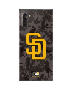 San Diego Padres Camouflage #2 Galaxy Note 10 Skin