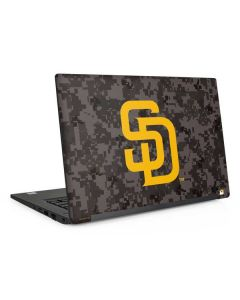 San Diego Padres Camouflage #2 Dell Latitude Skin
