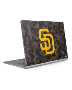 San Diego Padres Camouflage #2 Surface Book 2 13.5in Skin