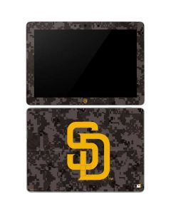 San Diego Padres Camouflage #2 Surface Go Skin
