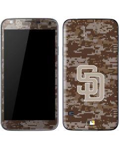 San Diego Padres Digi Camo Galaxy S5 Skin