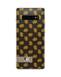 San Diego Padres Full Count Galaxy S10 Plus Skin