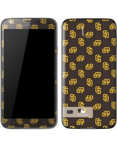 San Diego Padres Full Count Galaxy S5 Skin