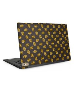 San Diego Padres Full Count Dell Latitude Skin