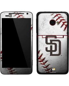 San Diego Padres Game Ball EVO 4G LTE Skin