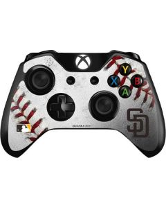 San Diego Padres Game Ball Xbox One Controller Skin