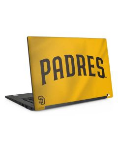 San Diego Padres Home Jersey Dell Latitude Skin