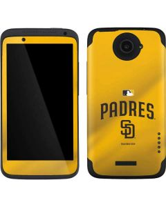 San Diego Padres Home Jersey One X Skin
