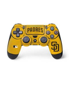 San Diego Padres Home Jersey PS4 Pro/Slim Controller Skin