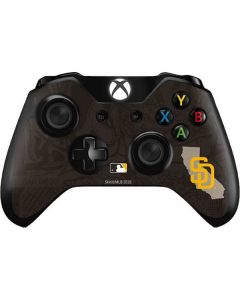 San Diego Padres Home Turf Xbox One Controller Skin