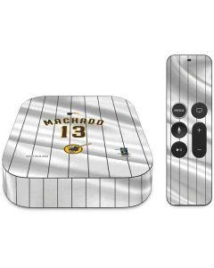 San Diego Padres Machado #13 Apple TV Skin