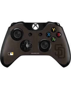 San Diego Padres Monotone Xbox One Controller Skin