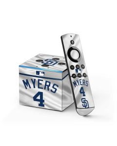 San Diego Padres Myers #4 Fire TV Cube Skin